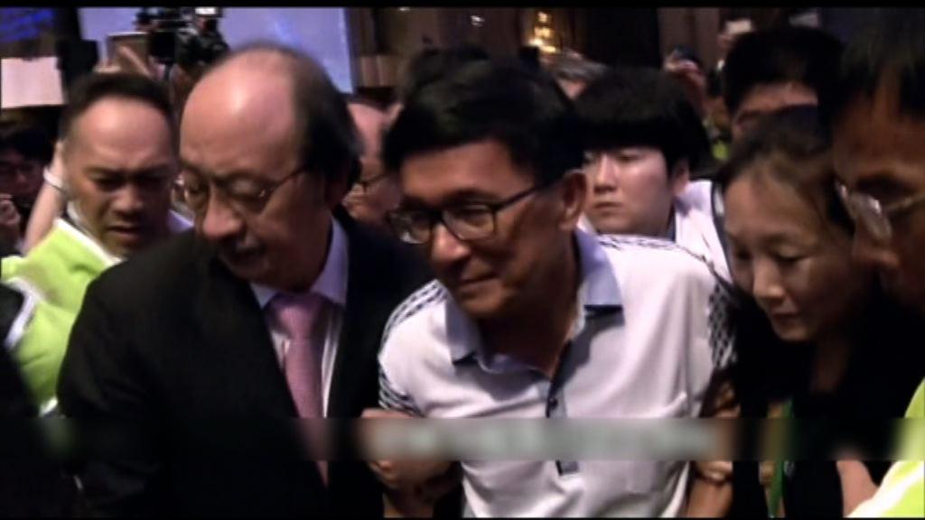 台灣法院擬下月傳召陳水扁出庭