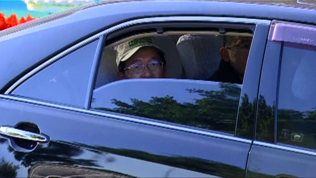 陳水扁獲邀 法務部:保外就醫應以治療為主