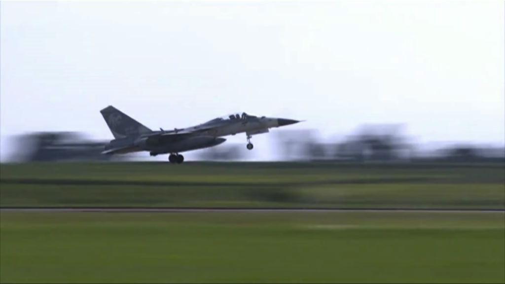 台軍公開主力戰機起降訓練短片