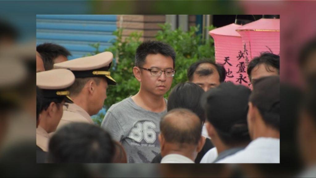 雄三飛彈誤擊漁船案三軍人被判監