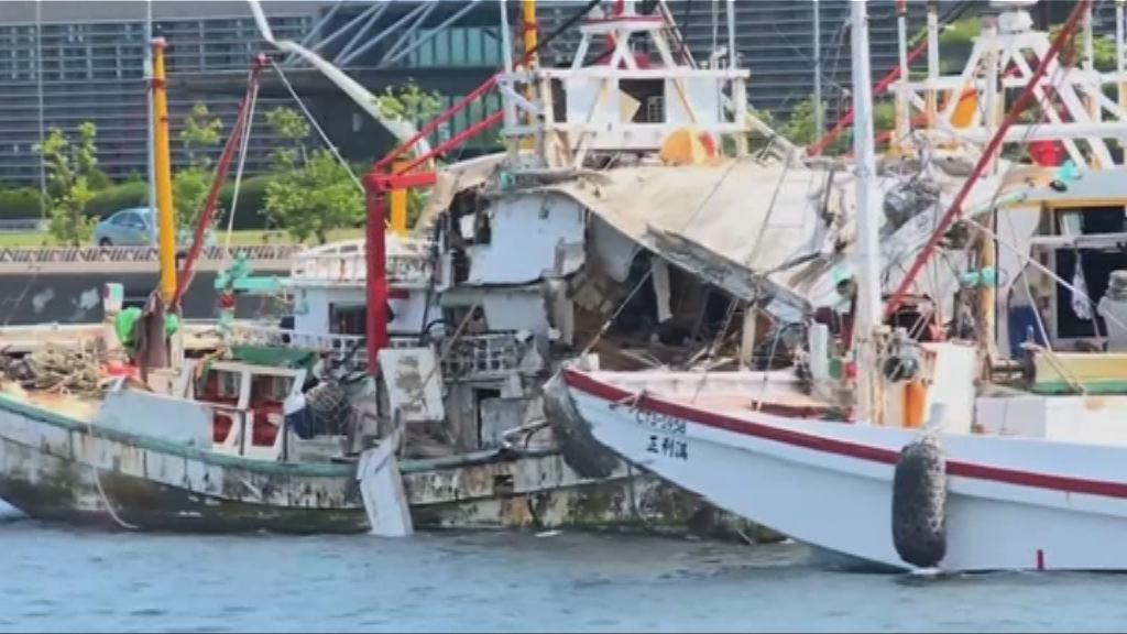台灣飛彈誤擊漁船 三軍人入獄