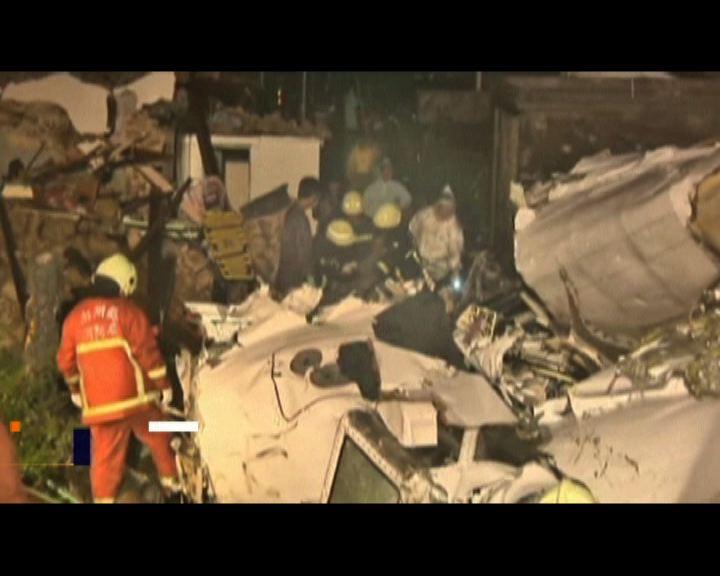 復興航空客機澎湖墜毀至少48死