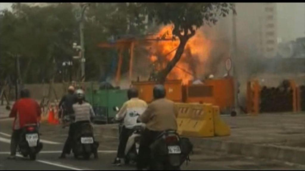 高雄天然氣管爆炸事故 施工圖疑不準確