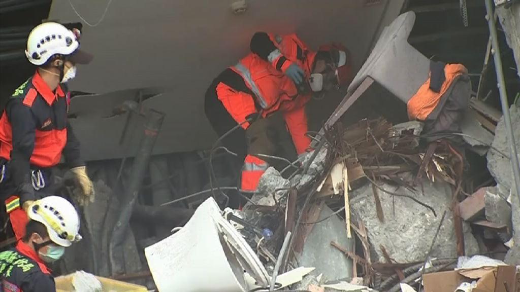 花蓮地震 一對加拿大籍港人夫婦失蹤