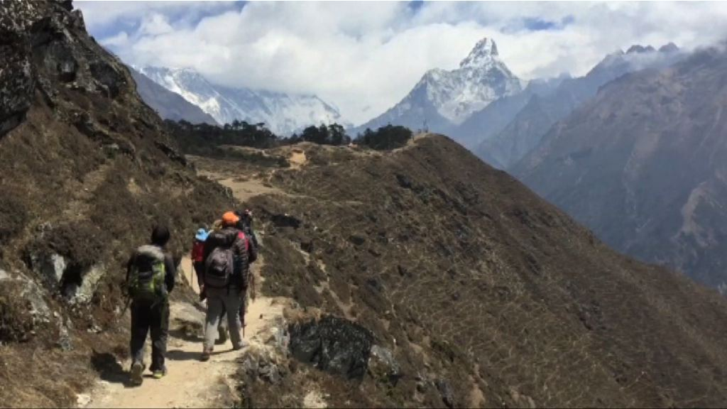 登山者需否強制聘嚮導惹爭議
