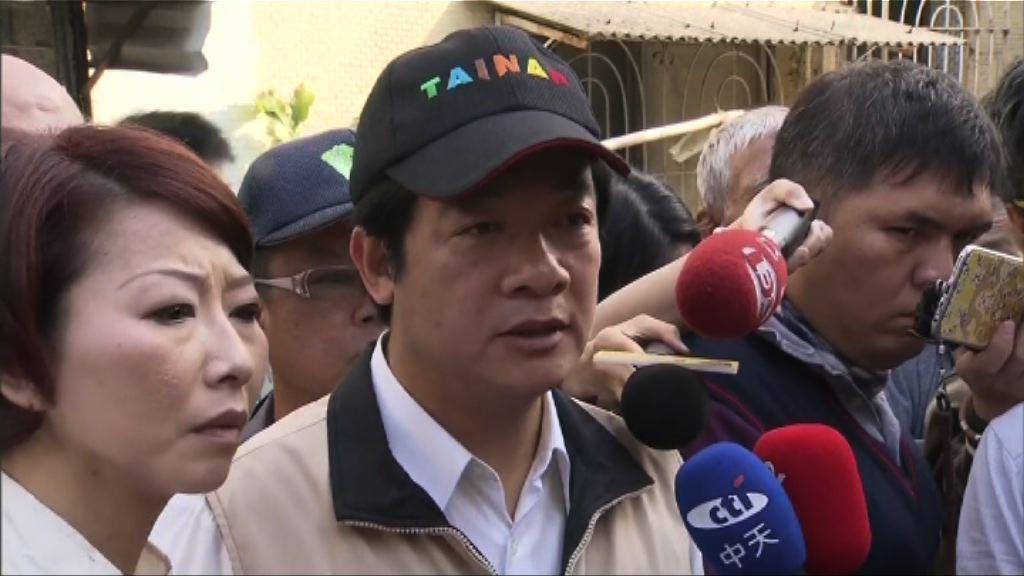 傳賴清德北上歷練放眼2024台灣大選