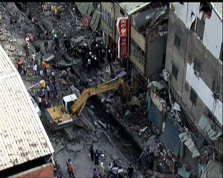 台灣行政院要求清點地下管道