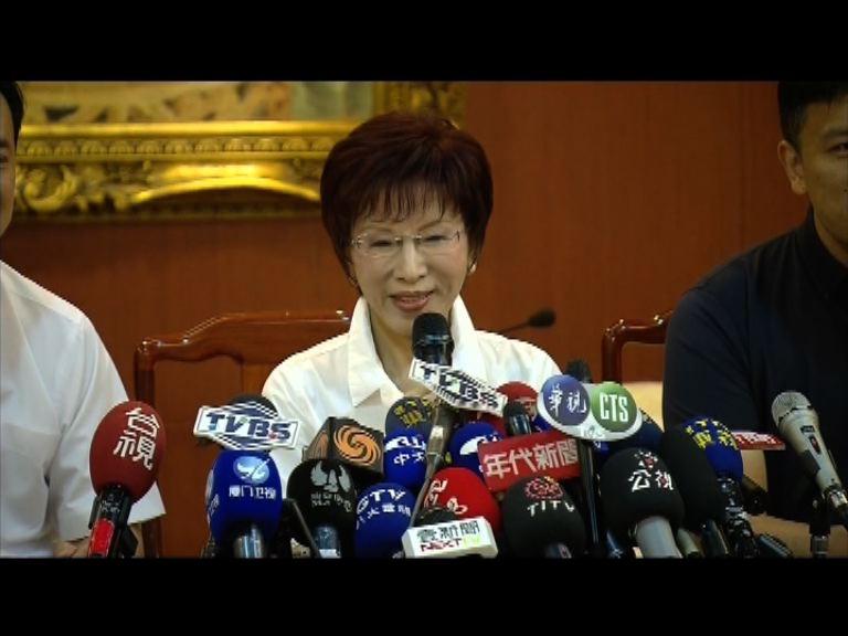 洪秀柱料獲國民黨總統候選人提名