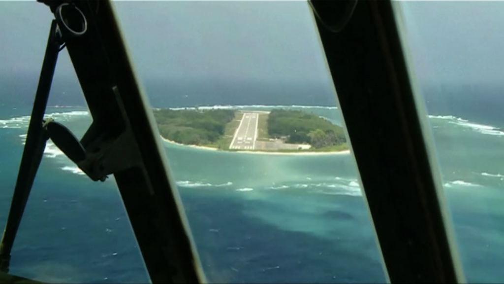 綠營智庫建議太平島租借予美國