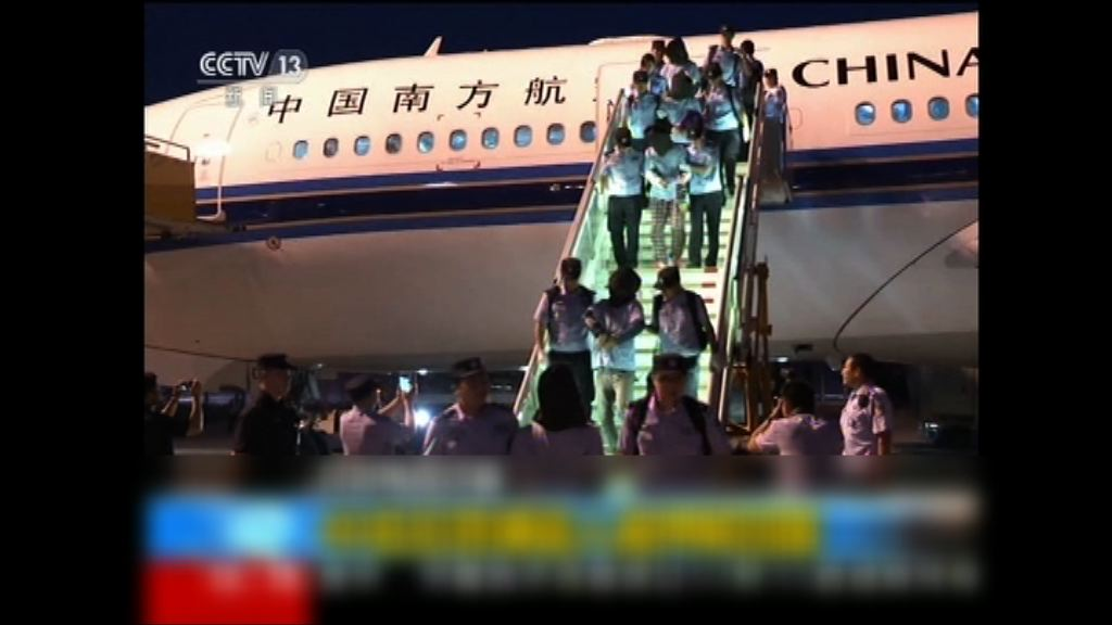 台憂再有台灣人被強行遣送到大陸