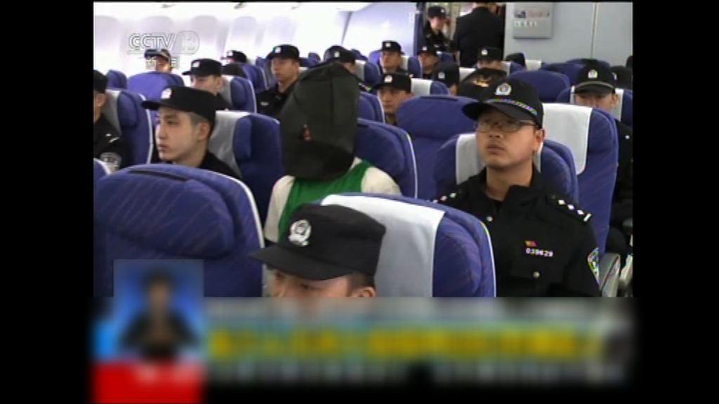 肯尼亞據報擬將五名台灣人遣往大陸