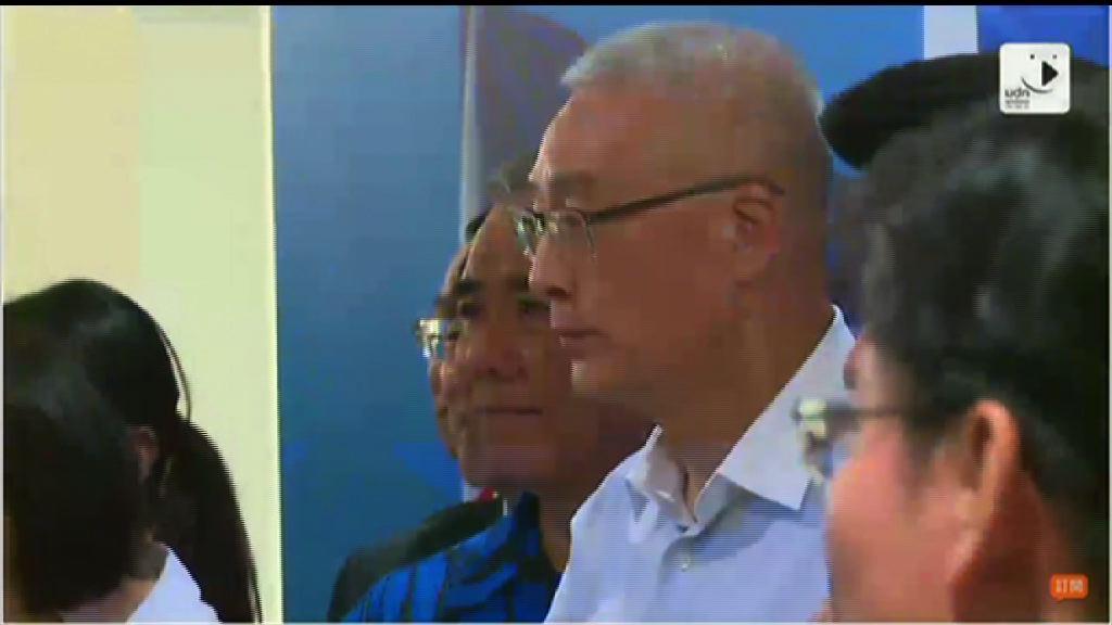 吳敦義以逾14萬票當選國民黨主席