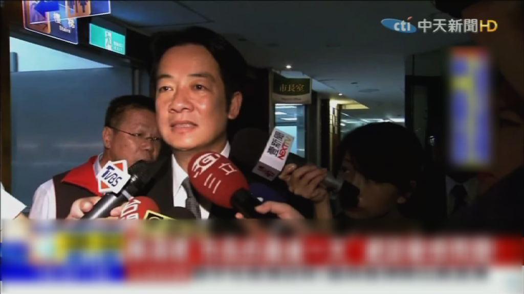 林全率領內閣總辭 形容施政像接力賽