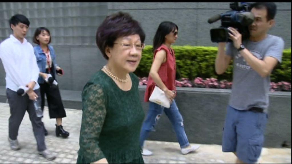 呂秀蓮宣布不參選台北市長