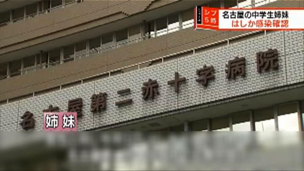 台灣及日本再確診多宗麻疹感染個案