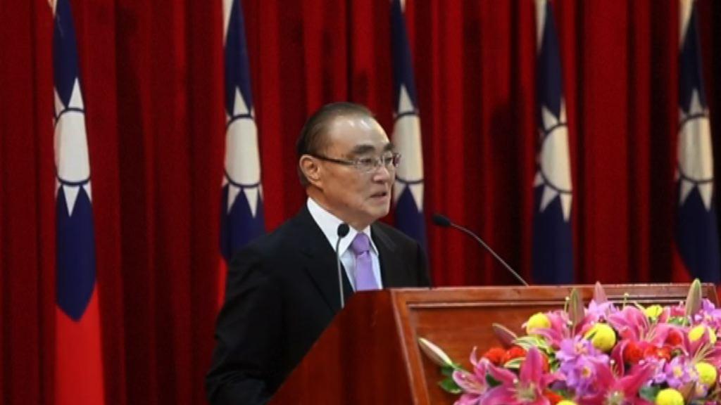 台國防部長促軍方保持戰備警覺