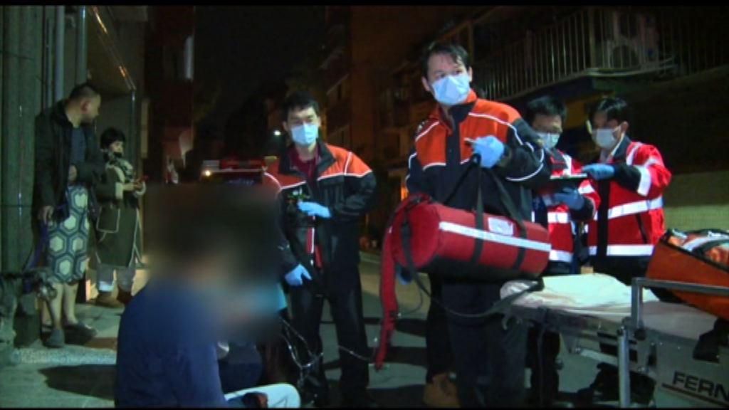 五名遊台港客疑一氧化碳中毒