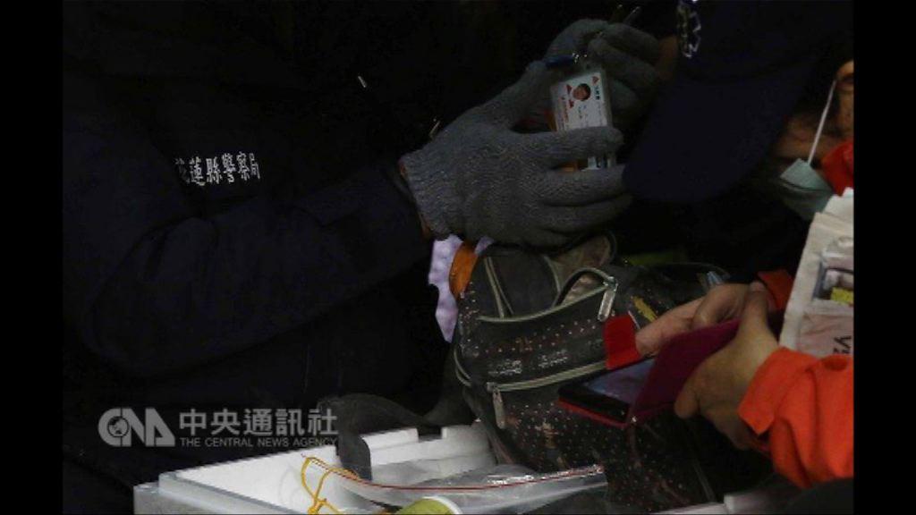 花蓮地震 搜救人員於加籍港人房間附近探測到生命迹象