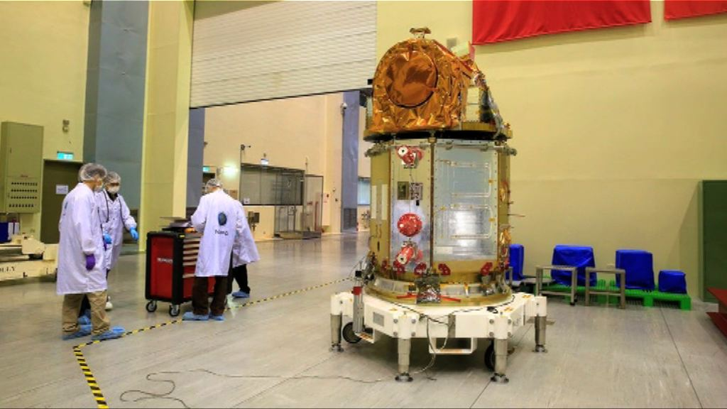 台灣首個自製衛星八月升空