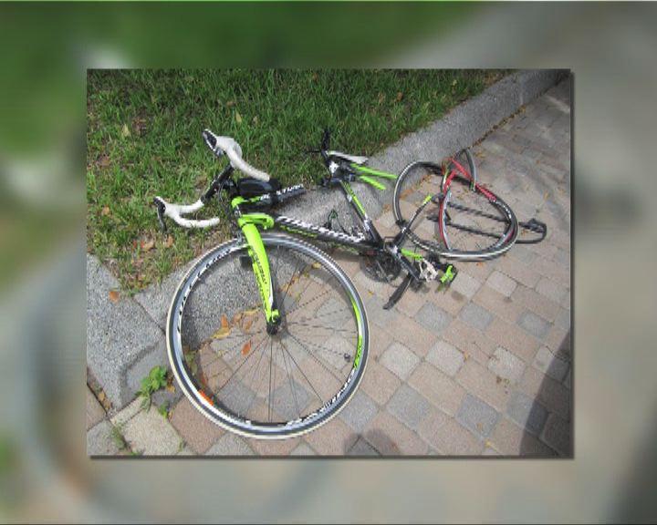 港女子台東踏單車遭私家車撞死