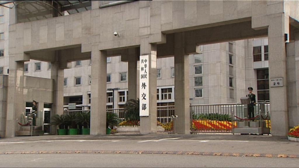 北京促請美國勿讓蔡英文過境