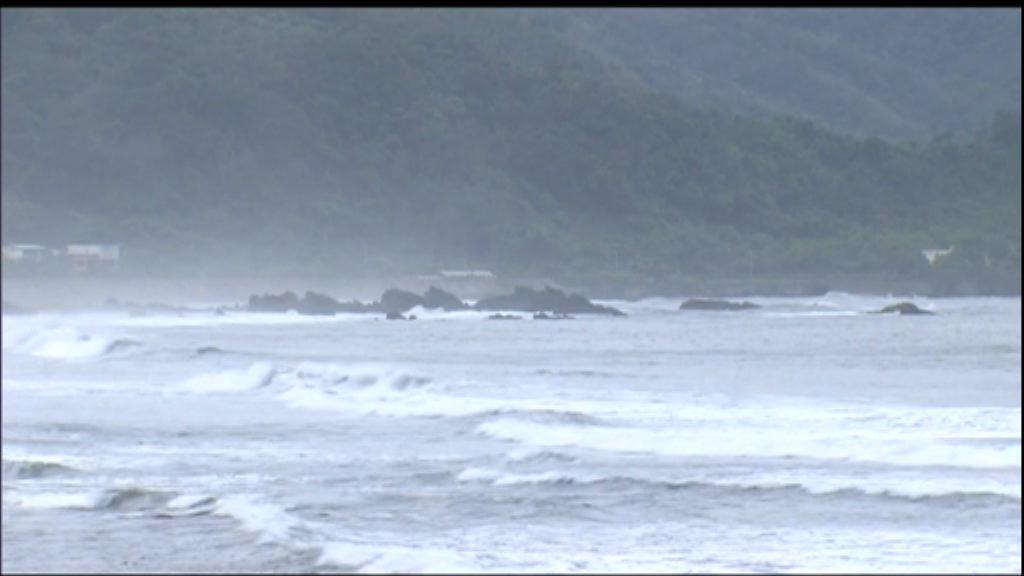 瑪莉亞逐漸迫近台灣 料今晚至明早風雨最大