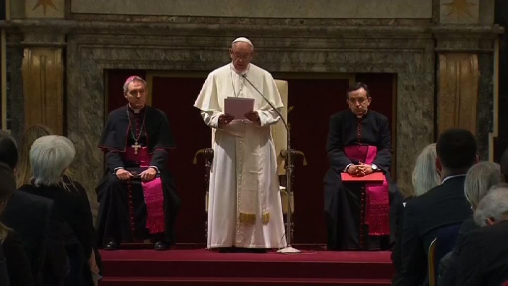 外界關注梵蒂岡會否跟台灣斷交