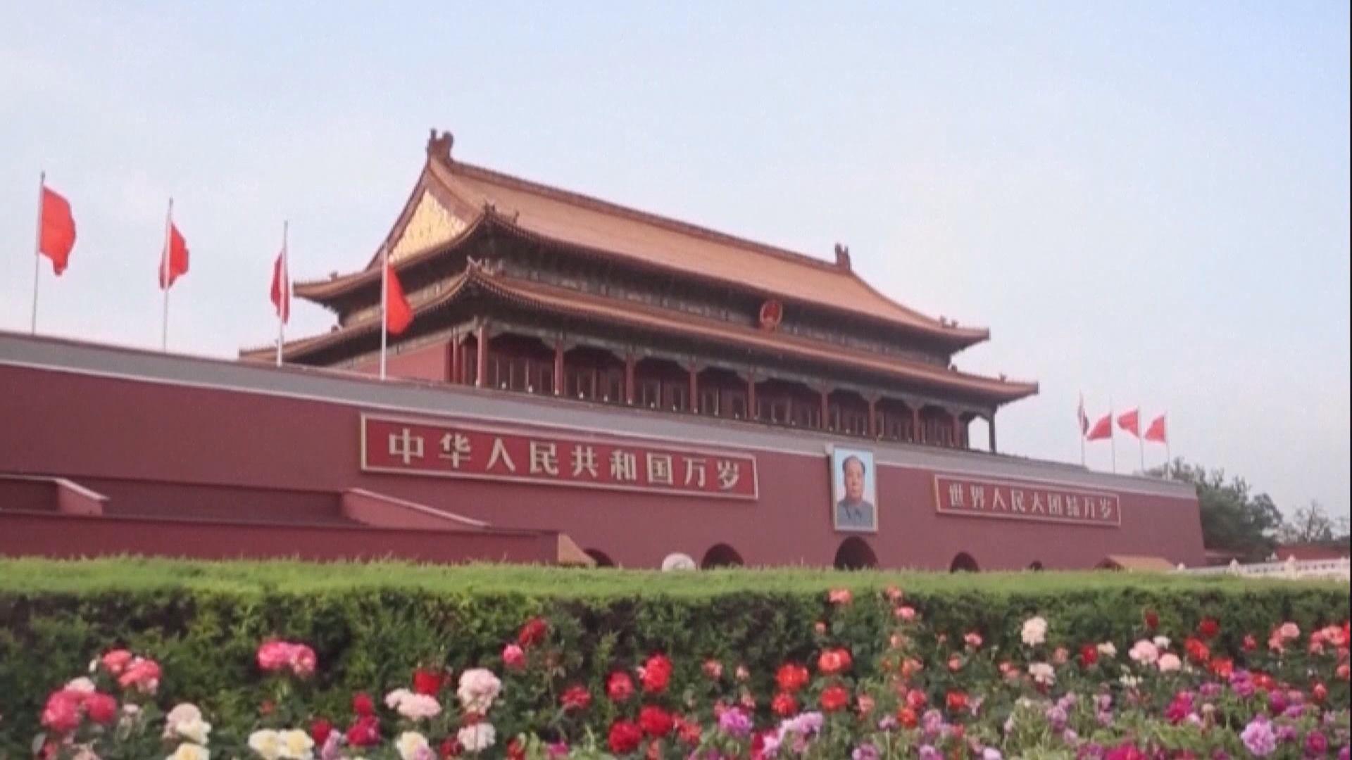 六四事件32周年前夕 陸委會促北京早日還權於民