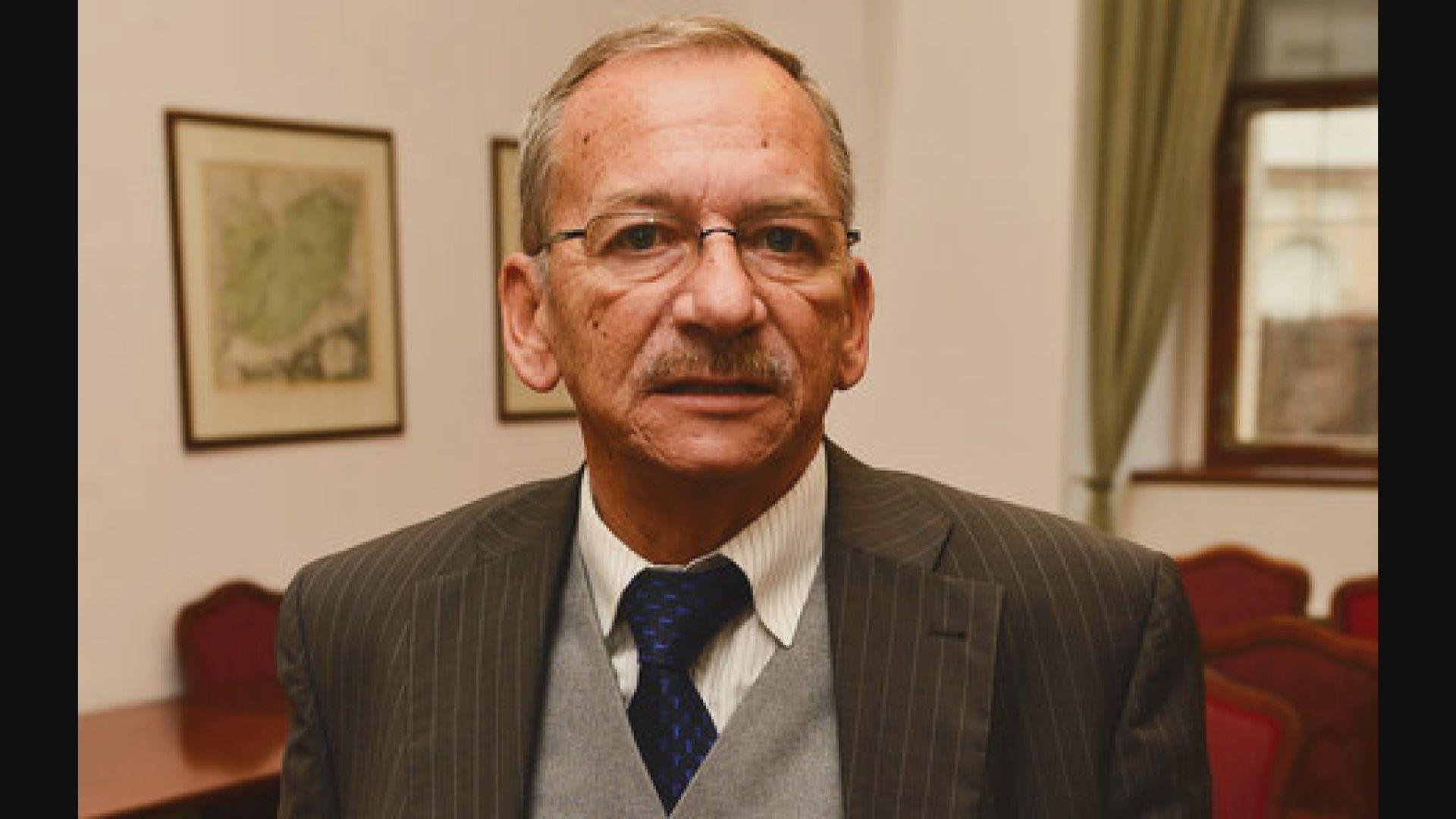 傳中方致函警告捷克勿讓參院議長訪台