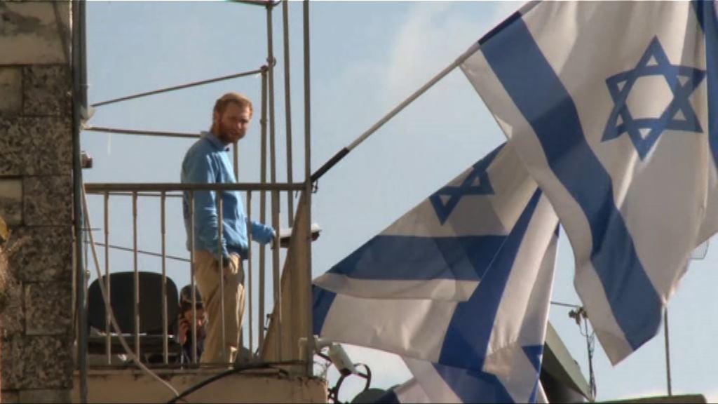 以色列支持兩國方案但欠行動