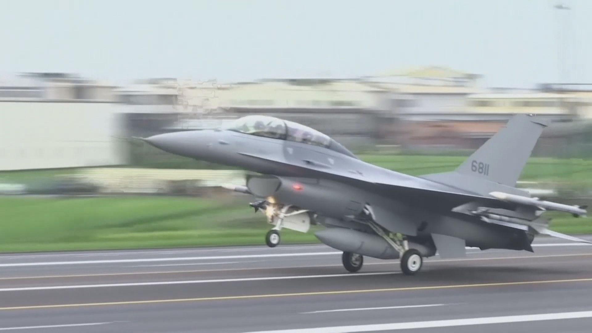 美對台發出F16V戰機發價書草案
