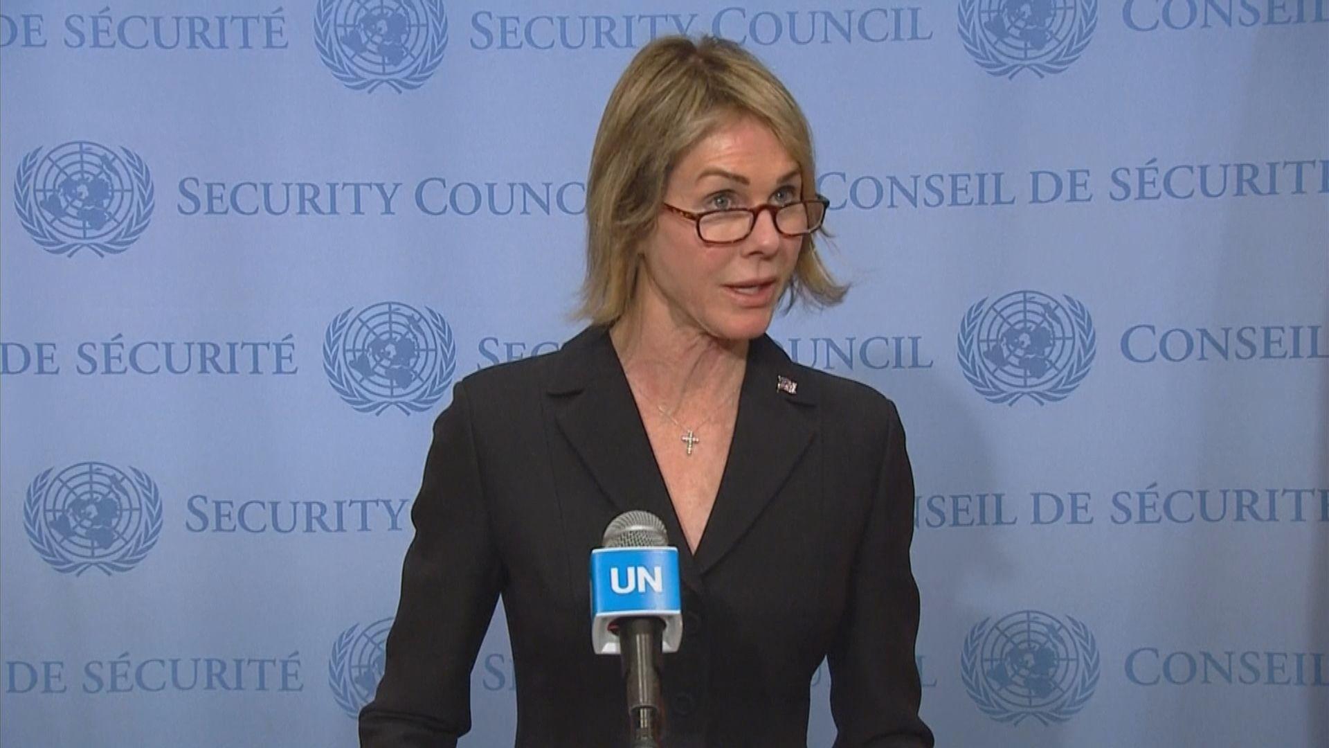 美國常駐聯合國代表下周訪台 將晤蔡英文