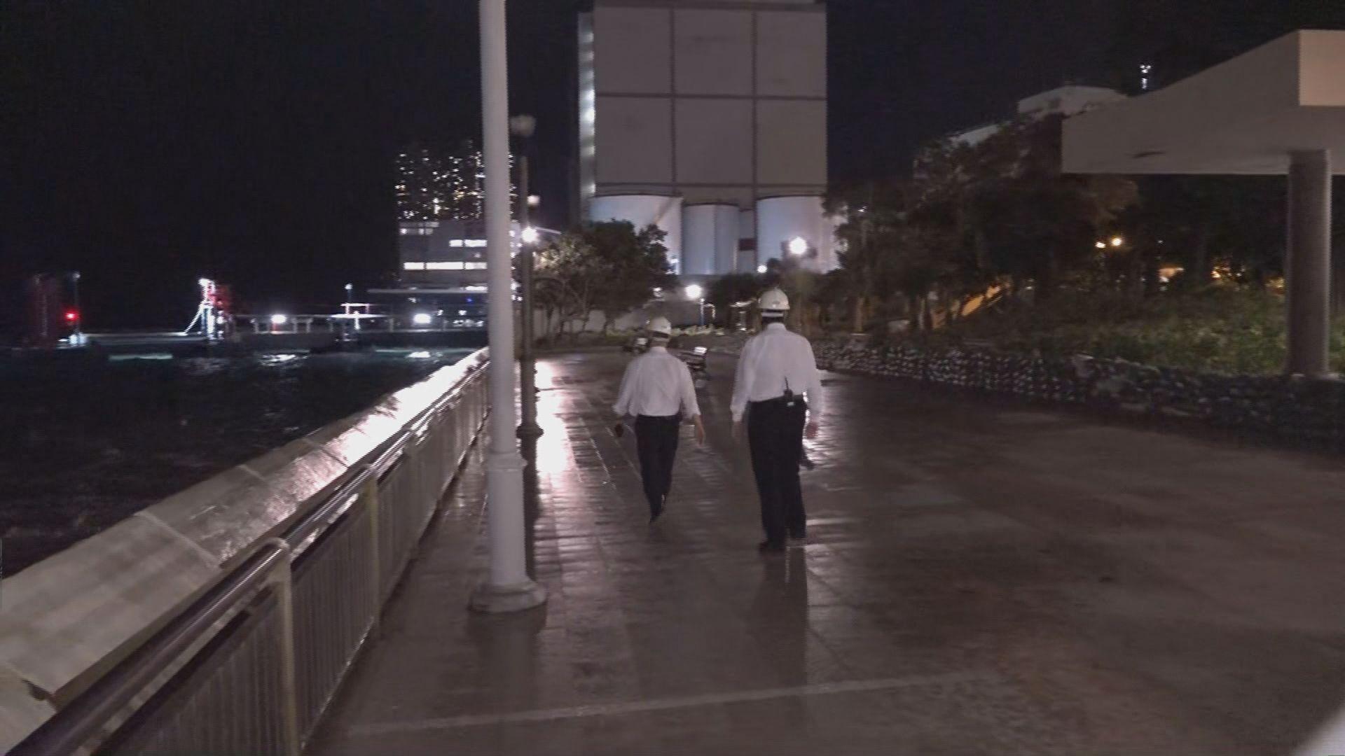 柴灣杏花邨天氣開始轉差