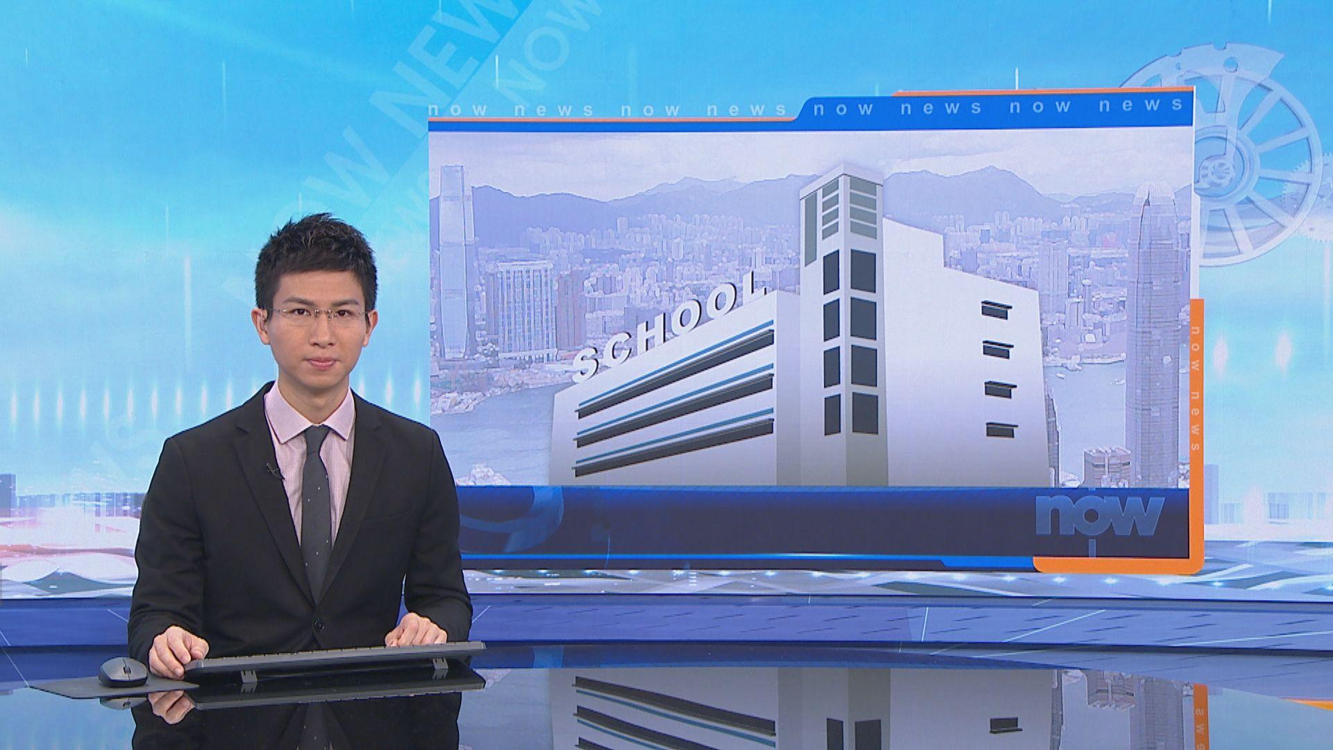 楊潤雄:本月發風災特別津貼助學校維修校舍