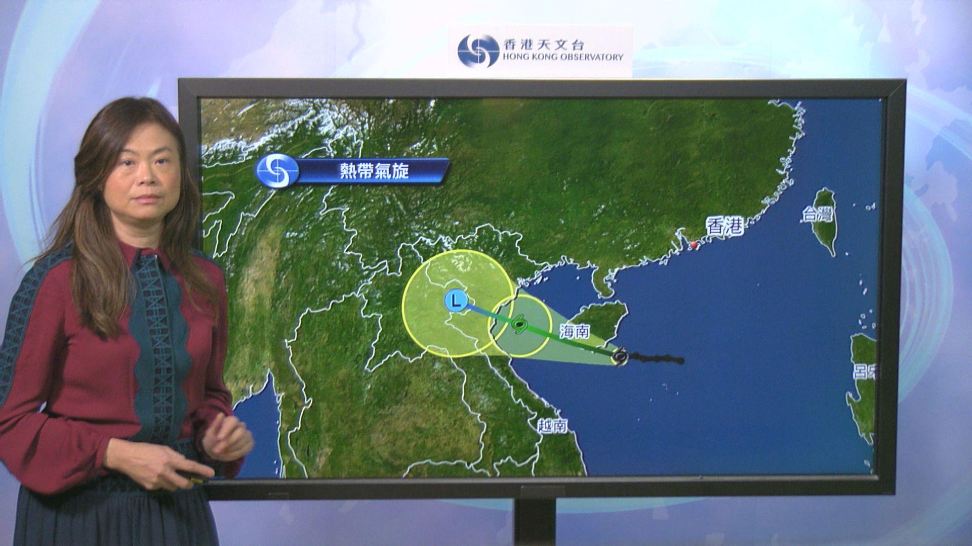 天文台:三號強風信號日間將會維持