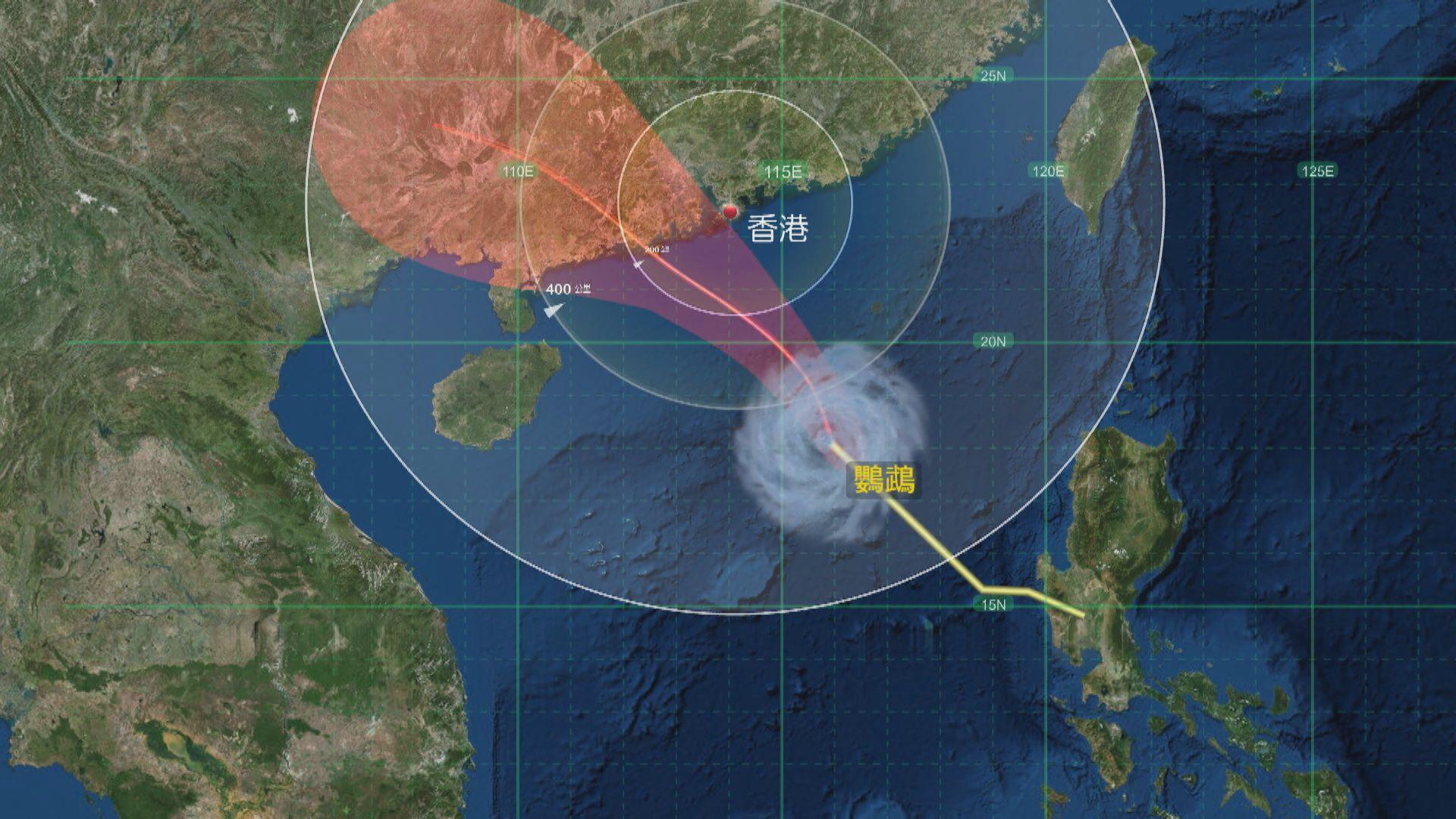 天文台短期內改發三號強風信號 料下午風勢逐漸增強