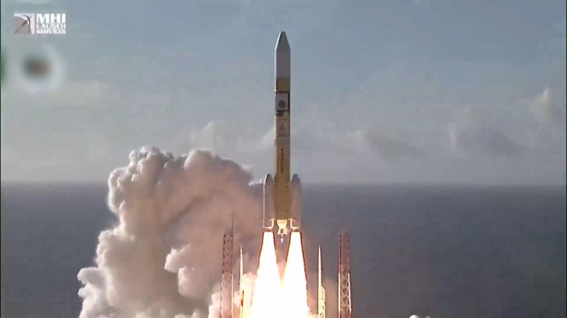 阿聯酋火星探測器希望號升空