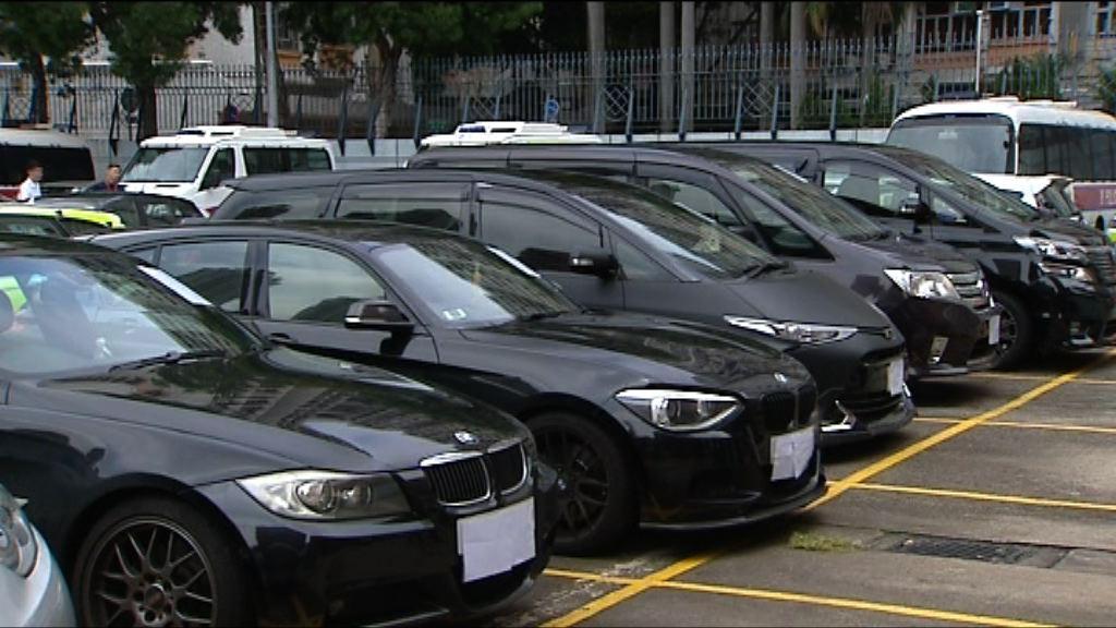 警方拘捕21名Uber司機