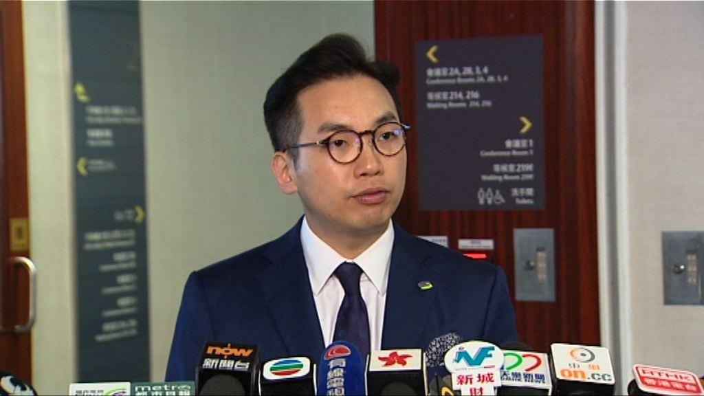 楊岳橋:民主派續追究周浩鼎梁振英責任