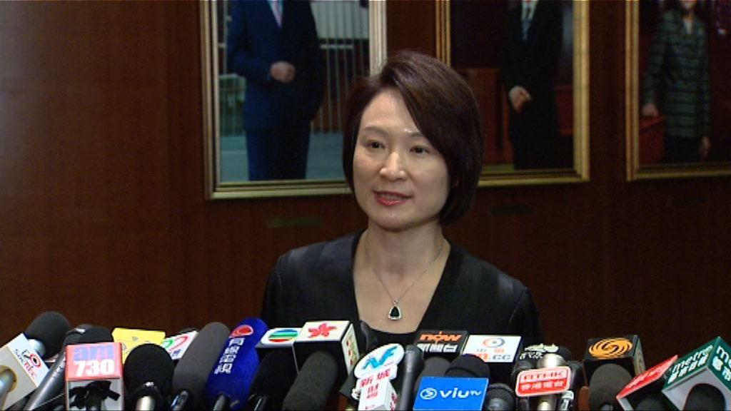 李慧琼:專責委員會議員與當事人溝通有不少先例