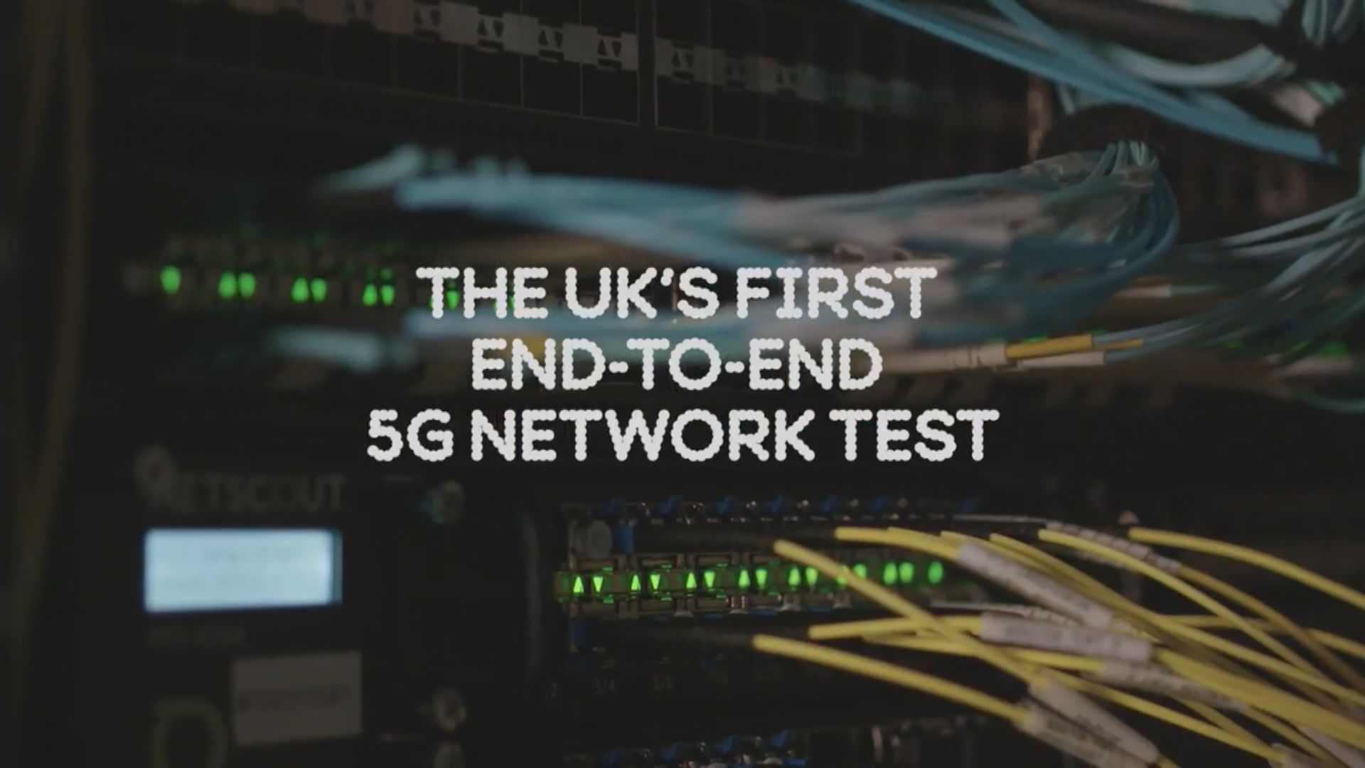 英國正式開通商用5G網絡
