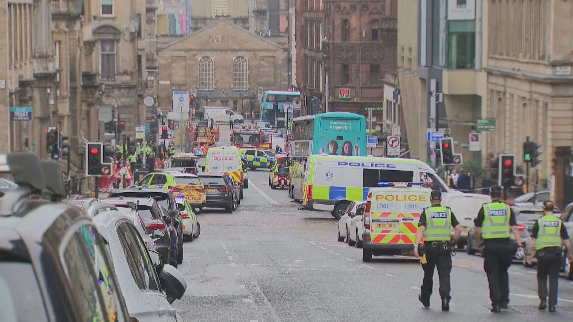 蘇格蘭格拉斯哥持刀襲擊至少三死