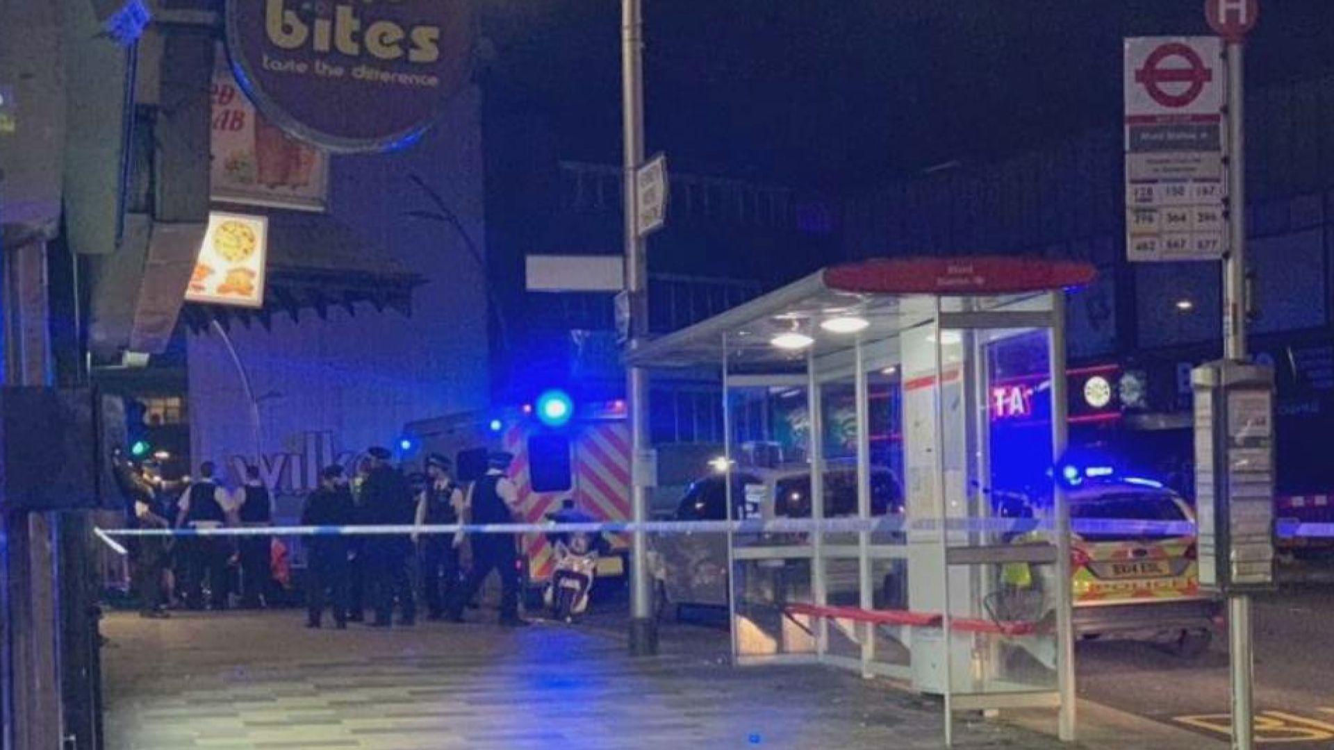 英國倫敦一日內四人遇襲一死三傷