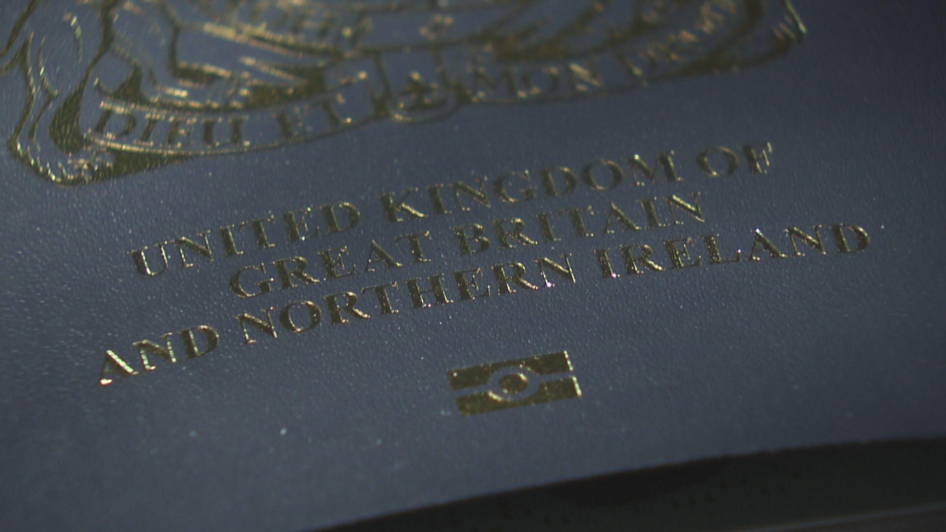 BNO居英新簽證周日起可申請 料首五年25.8萬人赴英