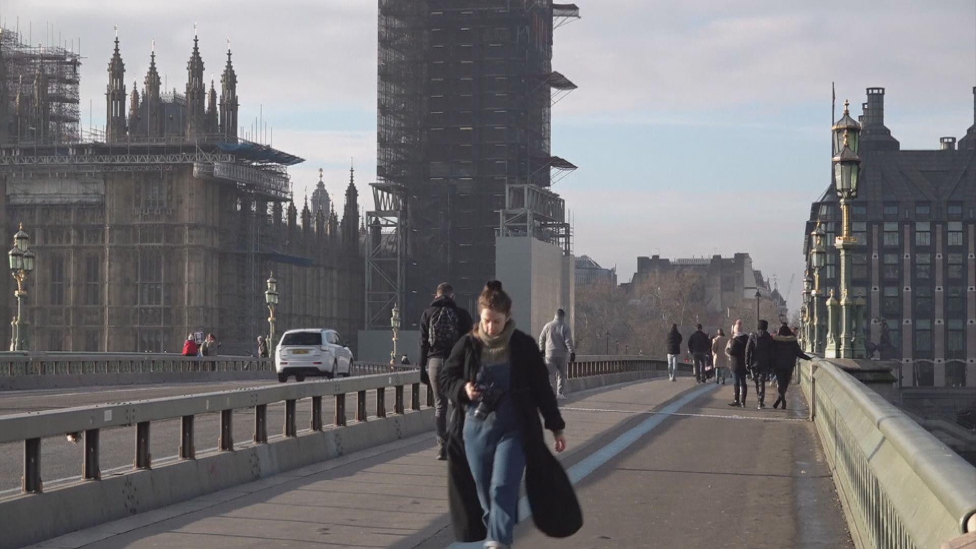 報指有近五千人以BNO申請居英 近半人已身在英國
