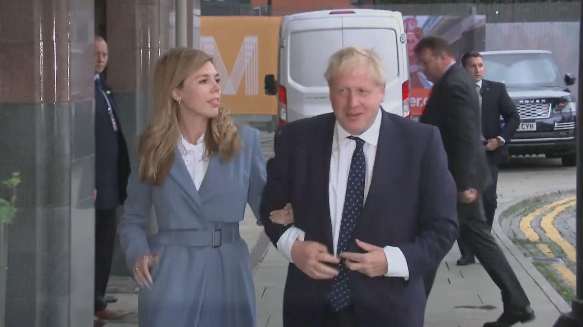 倫敦監警機構調查約翰遜是否涉行為失當