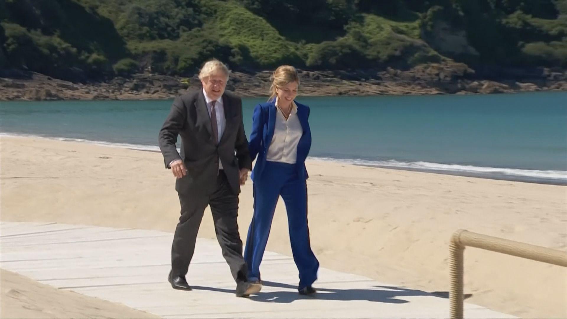 英首相約翰遜妻子宣布再次懷孕