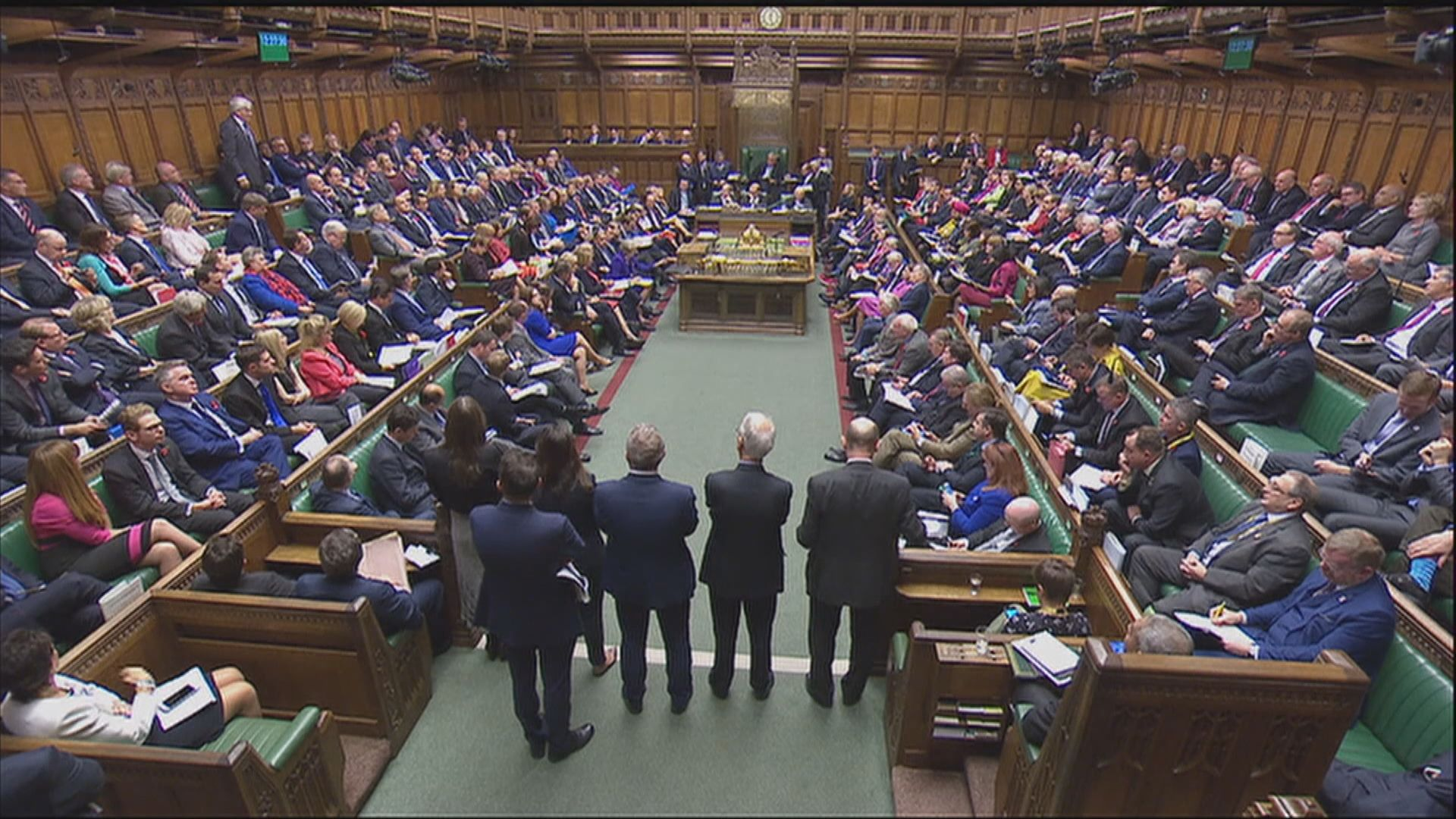 英國脫歐協議草案能否獲國會通過成疑
