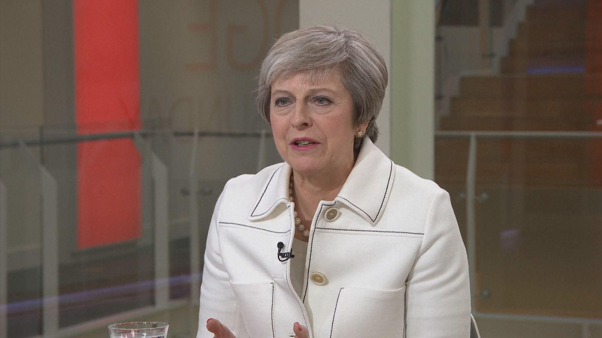 文翠珊指更換黨魁無助脫歐談判
