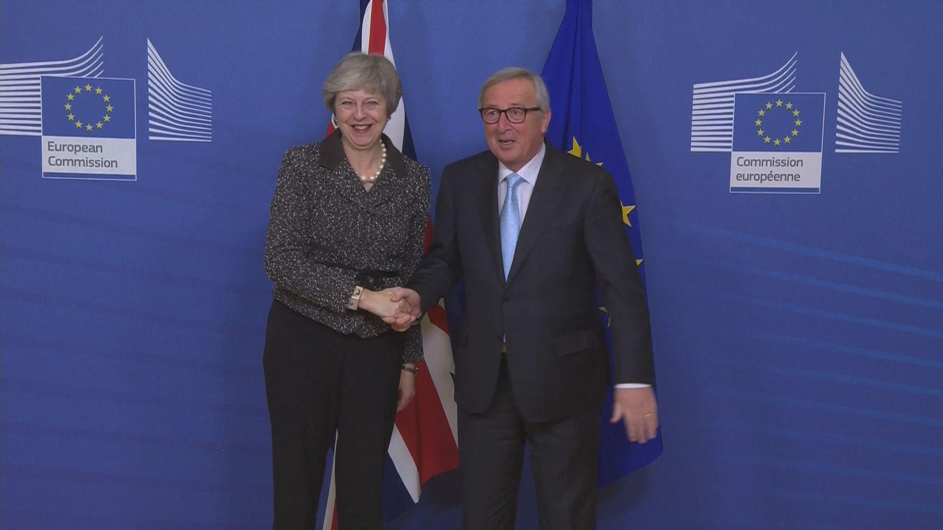 文翠珊晤歐盟成員領袖商脫歐協議